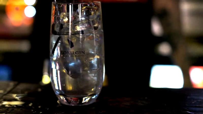 ROKU gin tonic