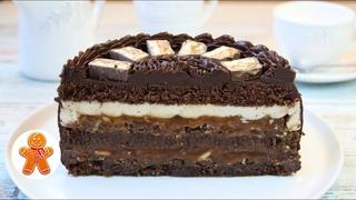 "Торт ""Сникерс"" ✧ Настоящий Мужской Торт"