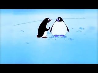 Пингвины. Мультфильм