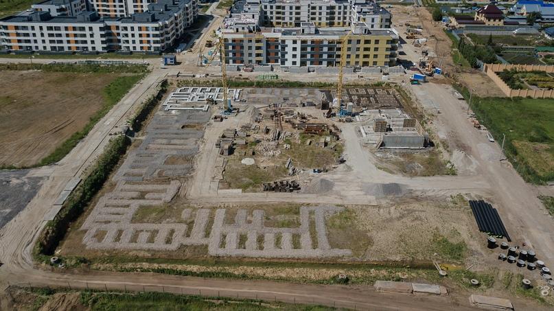 Отчет о ходе строительства ЖК «Ожогино» июнь 2020, изображение №17