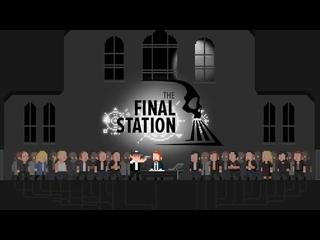 ВЗРОСЛЫЙ МУЖИК УШЕЛ В МАШИНИСТЫ | The Final Station #1
