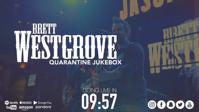 Quarantine Jukebox Request Blast Live Virtual Concert