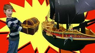 Остров сокровищ и пираты - Игры в конструктор Playmobil