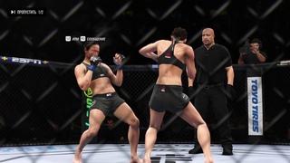 VBL 41 Strawweight Joanna Jedrzejczyk vs Weili Zhang