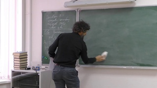 Финкельберг М.В. Invariant Theory, Spring