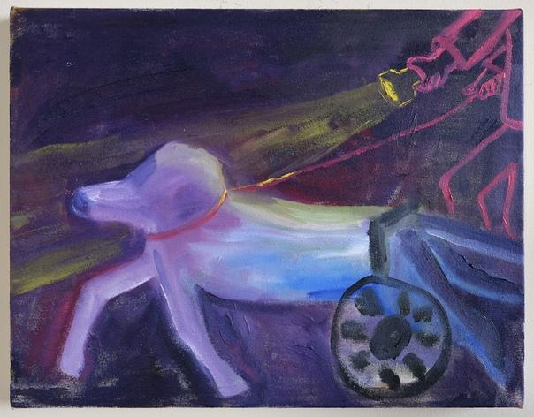 Nic Benfey (Нью-Йорк) - молодой американский художник.