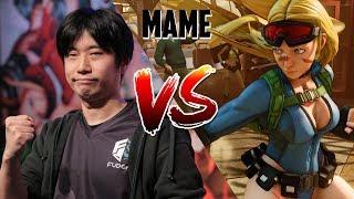 SFV Haitani (Akuma) vs. END-MAME (Cammy) | Street Fighter V