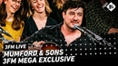Mumford Sons live met 'Guiding Light', 'Only Love', 'Woman' meer   3FM Live   3FM