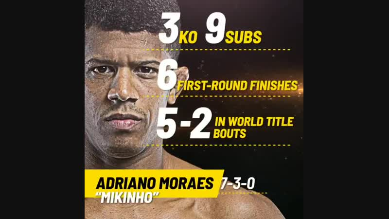 Who wins Friday's World Championship trilogy a Geje Eustaquio b Adriano Moraes