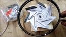 Как встроить мотор конвекции в деревянную коптильню