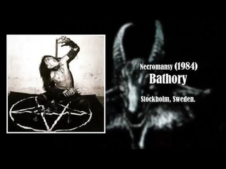 First Wave Of Black Metal, 80's Black/Thrash Blackened Death Metal Prototype Compilation