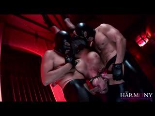 BDSM, Lesbian, Double penetration, Anal sex. Original Sinners - Scene 02 (Elle Brook, Kerry Louise)