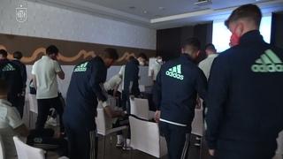 La Selección ultima su debut en la clasificación para el Mundial de Catar 2022