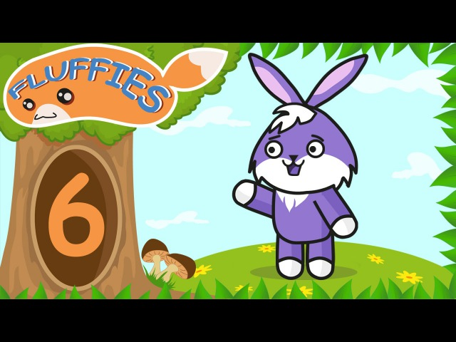 Cartoon for children. Funny Animals - Pig, Cat, Lemur with Doctor Elephant. Season 1. Episode 6