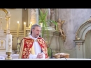 Белорусский священник поет на венчании АЛЛИЛУЙЯ