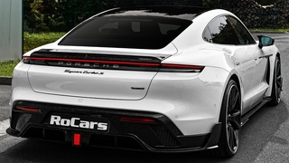 2022 Porsche Taycan by MANSORY - Interior, Exterior and Drive
