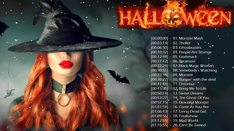 Best Halloween Songs 2020 Halloween Party Music Mix 👻👻 The Best Halloween Party Playlist 2020