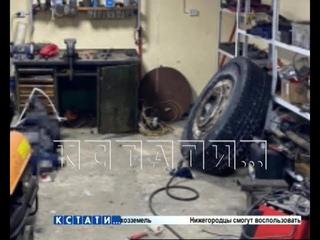 Водитель грузовика погиб от взрыва колеса, которое пытался накачать