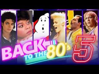 80's Best Euro-Disco, Synth-Pop & Dance Hits Vol.5 (Serega Bolonkin Video Mix)│Танцевальные Хиты 80х