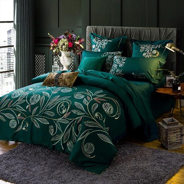 Как выбрать цвет постельного белья?, изображение №7