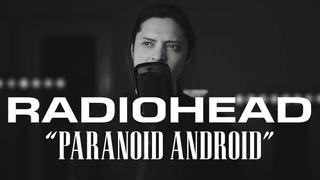 Radiohead - Paranoid Android (cover) by Juan Carlos Cano