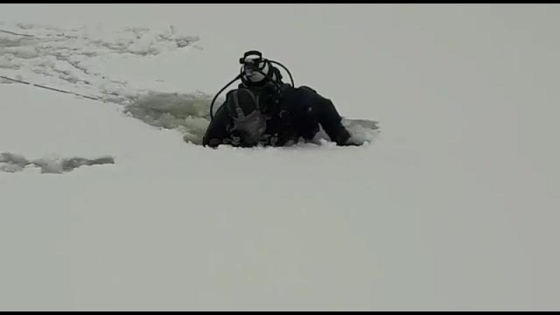 20 12 2017г Истринск водохр