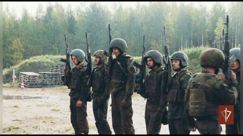 Испытаний на право ношения крапового берета военнослужащими ОСН Ратник ВНГ РФ