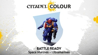 How to Paint Space Marines –Battle Ready Ultramarines