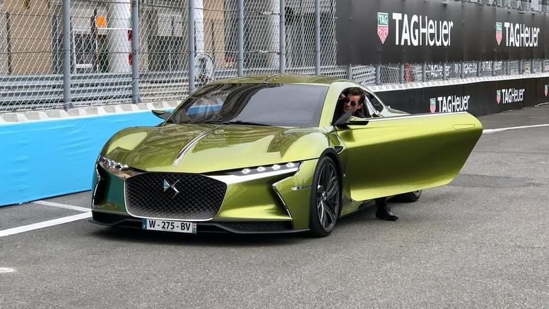 DS E Tense GT Concept - Monaco