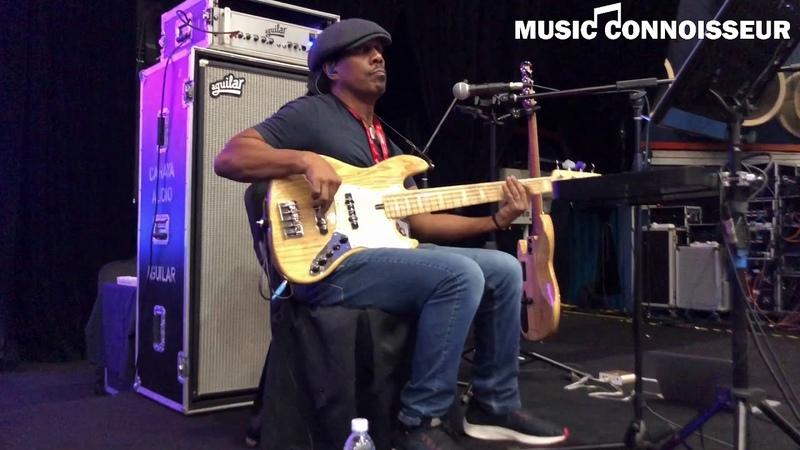 Jingles Derek Jhingoree live with Sire V7 Marcus Miller Bass Guitar