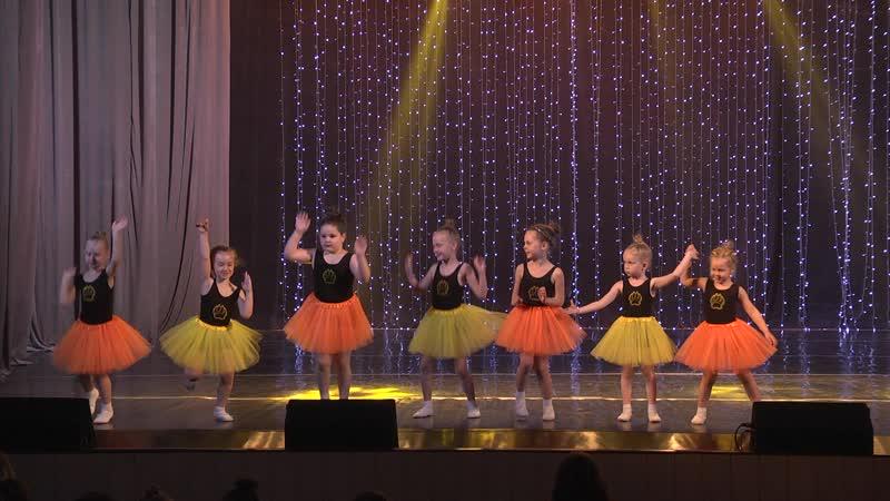 Wwwpanteradanceru Спортивно-танцевальный клуб Пантера Отчетник 2019 детский танец Беби 2 5-7 лет