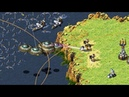 A perfect Game in Mayflower map reveal crate Red Alert 2 Yuri's Revenge CnCNet