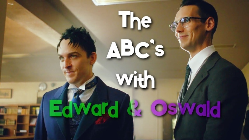 Gotham ABC's with Edward Oswald