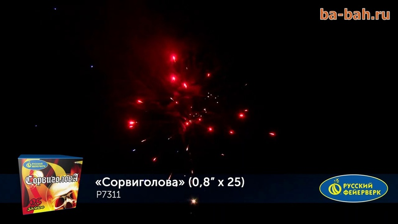 Фейерверк Р7311 Сорвиголова 0 8