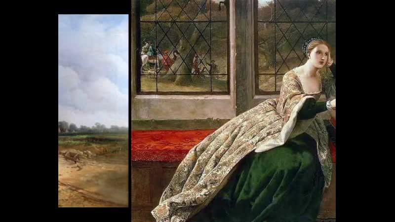 Английский художник Frederick Richard Pickersgill 1820 1900