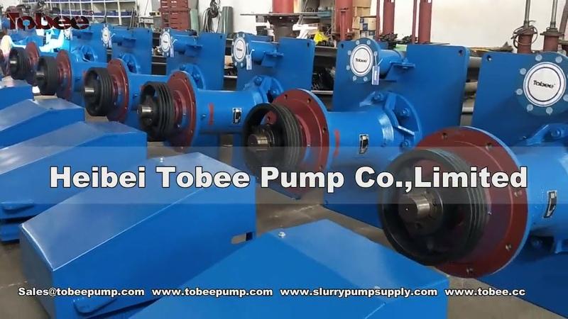EPDM Rubber Vertical Pump 100 RV SPR L , Submerged depth 1800mm