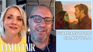 Relationship Therapists Review 'Guardians of the Galaxy' Relationships | Vanity Fair