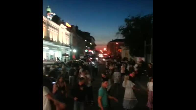 Обычный вечер на ленина Омск Танцы Музыка Улица Зацепила Omsk music bar