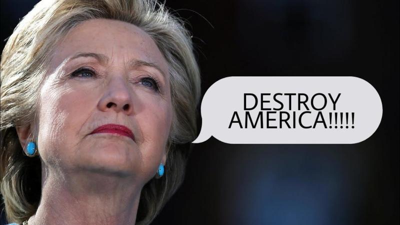 BÔÔM Hillary Clinton avoue l'utilisation des forces Islamistes par les Etats Unis