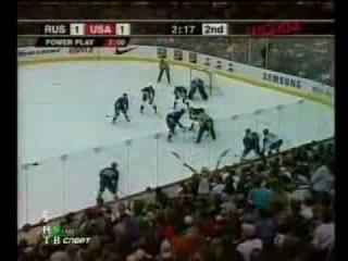 2 сентября 2004 года, предв. этап, матч США - Россия (1:3).