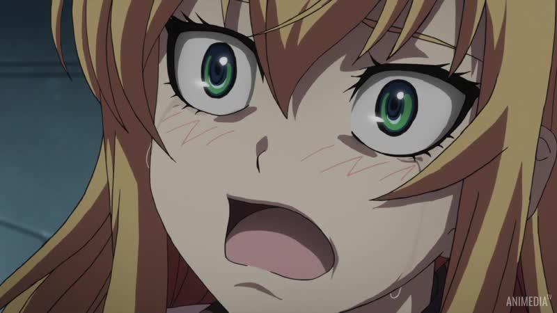 Gunjou no Magmell Магмел Синего Моря 13 серия END Озвучка ArtLight Morin AniMedia