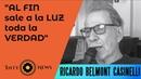 ULTIMA HORA ! TODA LA VERDAD sobre Ricardo Belmont - 8-Ago-2019