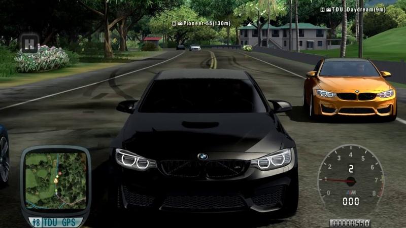 TestDruveUnlimited Daydream BMW M4 F82 425HP race4
