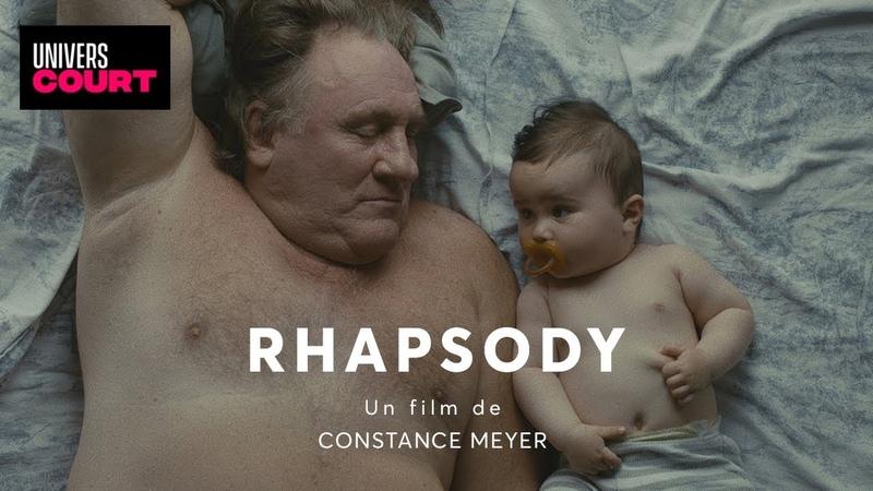 RHAPSODY L'ultra moderne solitude de Gérard Depardieu Court métrage de C Meyer Film complet
