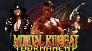 Mortal Kombat BR июльский турнир ботов-задротов 2021