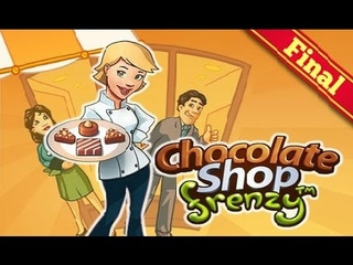 Chocolate Shop Frenzy - Gameplay Final Part 12 (December)