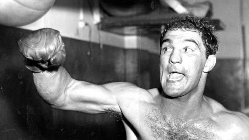 Reznick presents Rocky Marciano Was A Savage