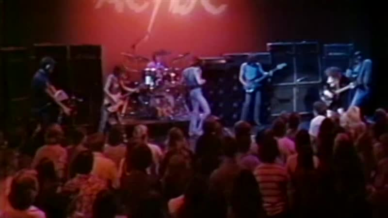 AC/DC - Sin City (ABC's The Midnight Special) © 1978