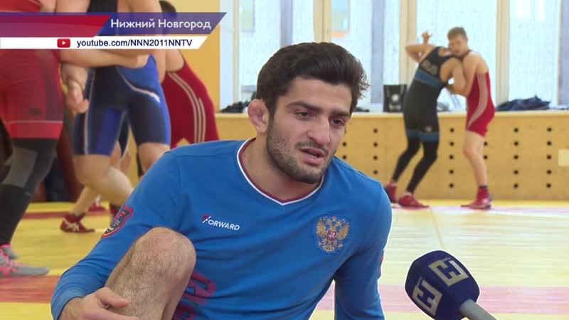 Садык Лалаев завоевал бронзу на Кубке России по греко римской борьбе
