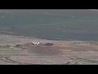 За секунду до смерти: Армия обороны Арцаха продолжает точными ударами уничтожать боевые позиции ВС Азербайджана